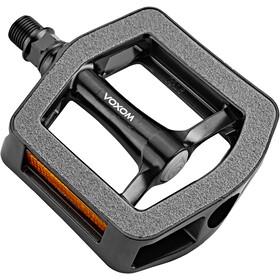 Voxom Trekking Pe13 Pedals orange/black